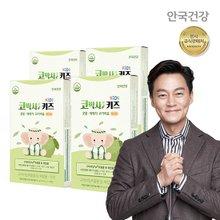 안국건강 코박사 키즈 14포x4박스(4주분)