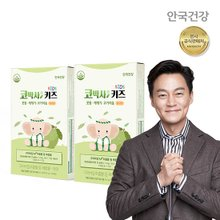 안국건강 코박사 키즈 14포x2박스(2주분)
