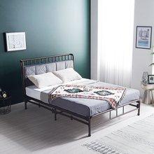 나무뜰 폰테 철제 침대 프레임 Q CNM035