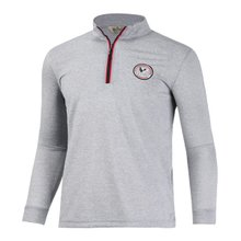 [파파브로]남성 골프웨어 긴팔 반집업 티셔츠 LM-A-T203-그레이