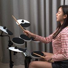 두드림 전자드럼 AROMA GD-2 SET1 기본세트 의자+헤드폰포함 연습용 입문용