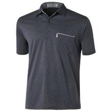 [파파브로]남성 캐주얼 반팔 카라 티셔츠 LM-H5805-2-차콜