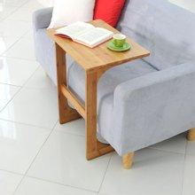 키모 원목 사이드테이블 일자형