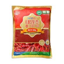 [HACCP인증] 영광농협 태양초 청결 고춧가루 골드(매운맛) 3kg