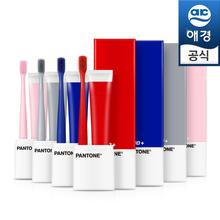 2080+PANTON 치약/칫솔 휴대용세트x4개