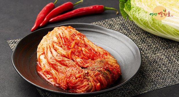 [영양 빨간초] 100% 경북 영양 배추 포기김치5kg