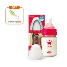 [콤비]테테오 PPSU 젖병 160ml (신생아부터/유속,유량조절가능/모성수유젖꼭지)