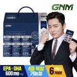 [GNM자연의품격]루테인 오메가3 6박스 선물세트 (총 6개월분)