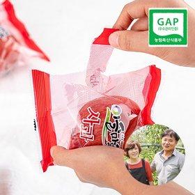 [산지장터] 경북 의성 민병서님의 GAP 세척 사과 2.5kg (13-16과)