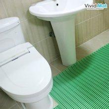 [비비드매트] 욕실 미끄럼방지매트 120x150cm