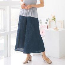 마담4060 엄마옷 너무편한플리츠팬츠 QPN904051