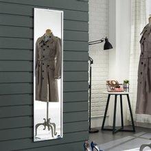 라디앙 알루미늄 벽걸이 대형거울 400x1500