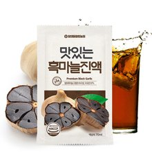 [황토농원] 자연을 담은 맛있는 흑마늘진액 70ml x 1포 @