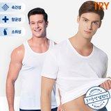[TRY] 속건/향균/소취 3기능 프리미엄 남 런닝세트