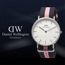 다니엘웰링턴 여성용 나토시계 DW00100049(0604DW)