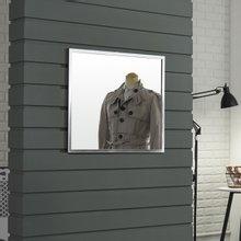 라디앙 알루미늄 사각 벽걸이거울 600x600