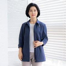 마담4060 엄마옷 펀칭카라자켓-ZJK004015-
