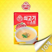 [오뚜기] 쇠고기 스프 1kg x 10봉