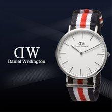다니엘웰링턴 남성용 나토시계 DW00100016(0202DW)