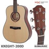영창 피닉스 통기타 KNIGHT 200D 탑솔리드 어쿠스틱 기타