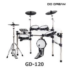 두드림 전자드럼 GD-120/업그레이드/국내산 모듈/가정용 드럼/프리미엄 드럼/전자드럼