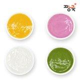 [짱죽]냉장이유식 12팩+2팩 / 아기밥 미음 / 무항생제 육류