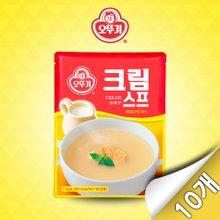 [오뚜기] 크림 스프 1kg x 10봉