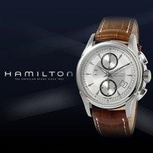 해밀턴(HAMILTON) 남성가죽시계 (H32616553)