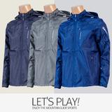 [마운틴가이드]봄여름 등산복/단체복/등산점퍼/남성 경량 등산 바람막이 자켓 WKM-J8146