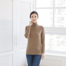 마담4060 엄마옷 가볍게입어폴라티셔츠-ZTE910107-