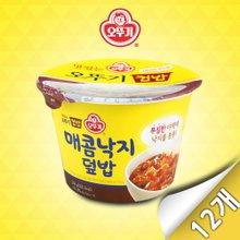 [오뚜기] 매콤 낙지덮밥 250g x 12개