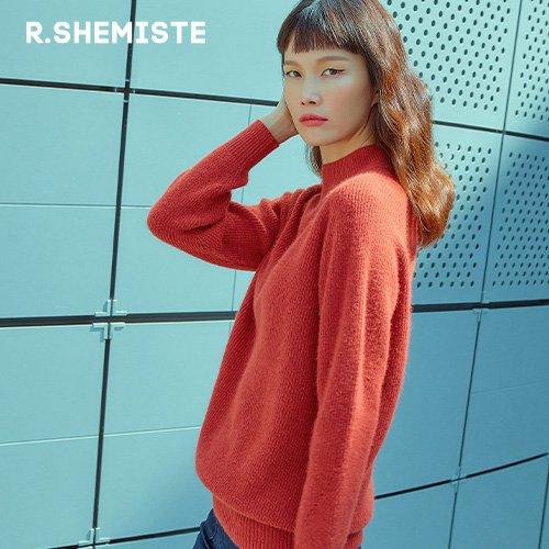 [R.SHEMISTE] 알쉬미스트 폭스&울 니트