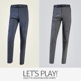 [마운틴가이드]봄여름 등산복/단체복/작업복/클라이밍 팬츠/기능성 남성 등산바지 TXM-P8104