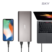 스카이 63W 대용량 노트북보조배터리 USB PD 고속충전 20,000mAh