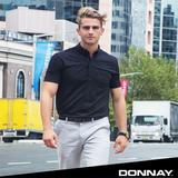 [도네이]남성 셔츠 블랙