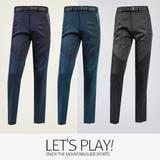 [마운틴가이드]봄여름 등산복/단체복/작업복/클라이밍 팬츠/기능성 남성 등산바지 SRM-P81312