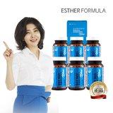 UltraFlora 여에스더유산균 BLUE 6병 (12개월분)