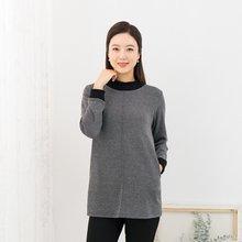 마담4060 엄마옷 심플하지만티셔츠-ZTE910088-