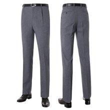 [파파브로]남성 여름 프리미엄 양복 수트 정장바지 LO-C301-그레이