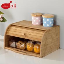 [앳홈] 대나무 원목 브레드 박스 빵보관함