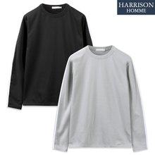 [해리슨] BS_더블 라인 긴팔 티셔츠 SPM1109