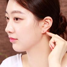 아이비골드 14k GOLD [귀걸이] S 라운드 민