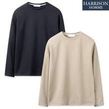 [해리슨] 신상 양면 긴팔 티셔츠 RW1416
