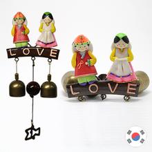 선녀와 나무꾼 LOVE 맑은2종 도어벨/문종 H-205