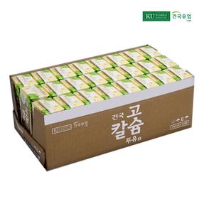 [건국] 고칼슘두유 24팩 (190mlx24팩x1박스)