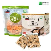 유기농백미누룽지 10봉 + 간편찹쌀누룽지 4박스(20봉) 총 30봉 (50인분)