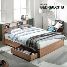 [베드리움] 데코(B902) 서랍형 침대(Q)-매트제외