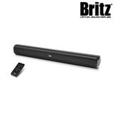 [브리츠] 블루투스 사운드바 오디오 시스템 BZ-T2210S (50mm듀얼유닛 / 측면 컨트롤패널 / 월마운트)