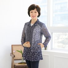 마담4060 엄마옷 행복한설레임자켓 QJK904019