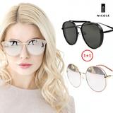 [1+1] 니콜 남녀공용 선글라스 균일가